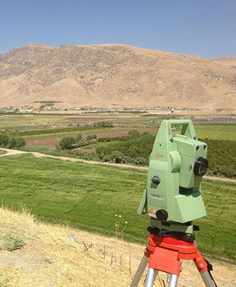 Régészeti kutatások geodéziai támogatása az iraki Kurdisztánban
