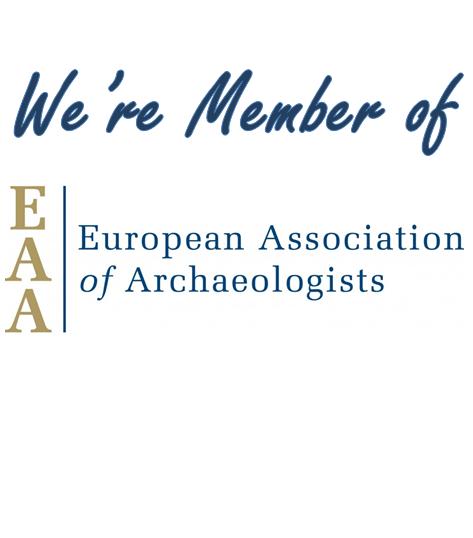 Az Európai Régészek Szövetségének tagja vagyunk