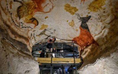 Magyarok is részt vettek a lascaux-i barlang újabb másolatának létrehozásában