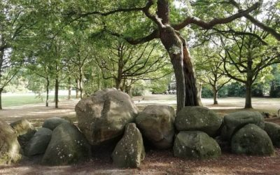 Research on the route of the Megaliths