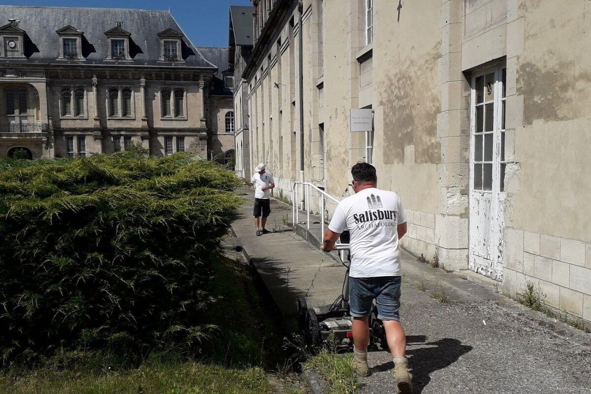 Villers Cotterets Castle