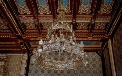 Újjászületik a Szent István-terem a Budavári Palotában